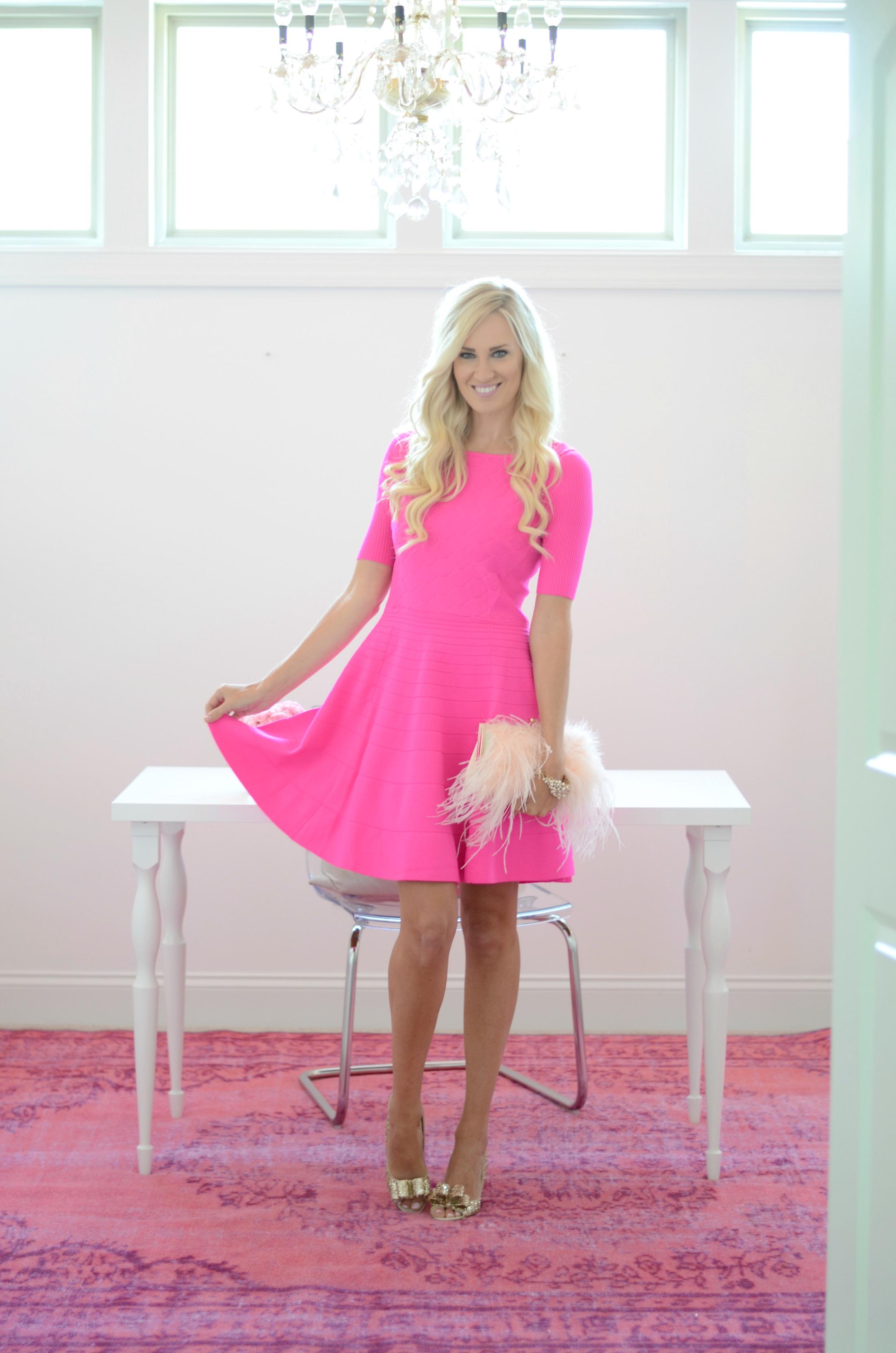 Pretty In Pink Mckenna Bleu