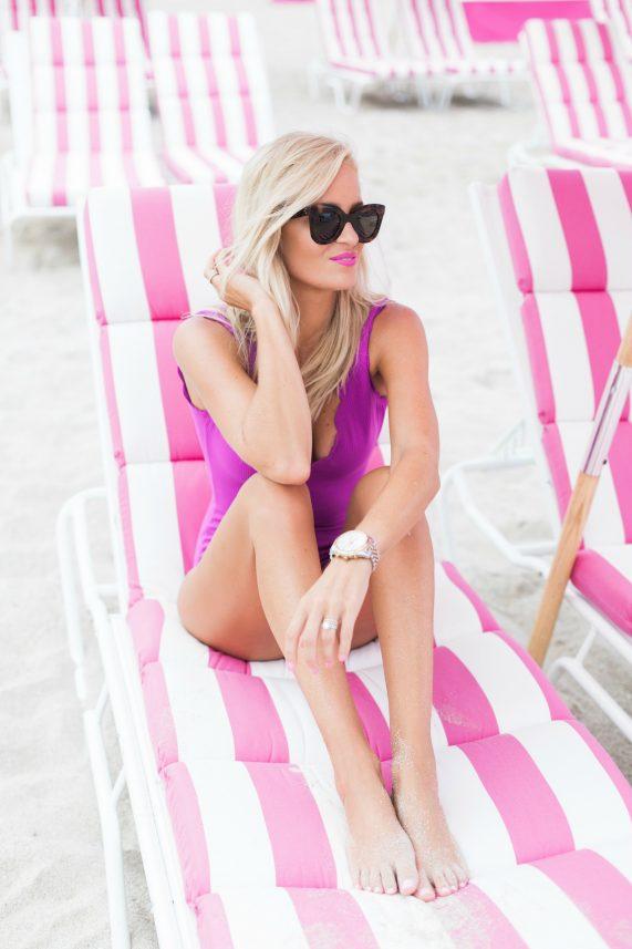 Pink Beach Style