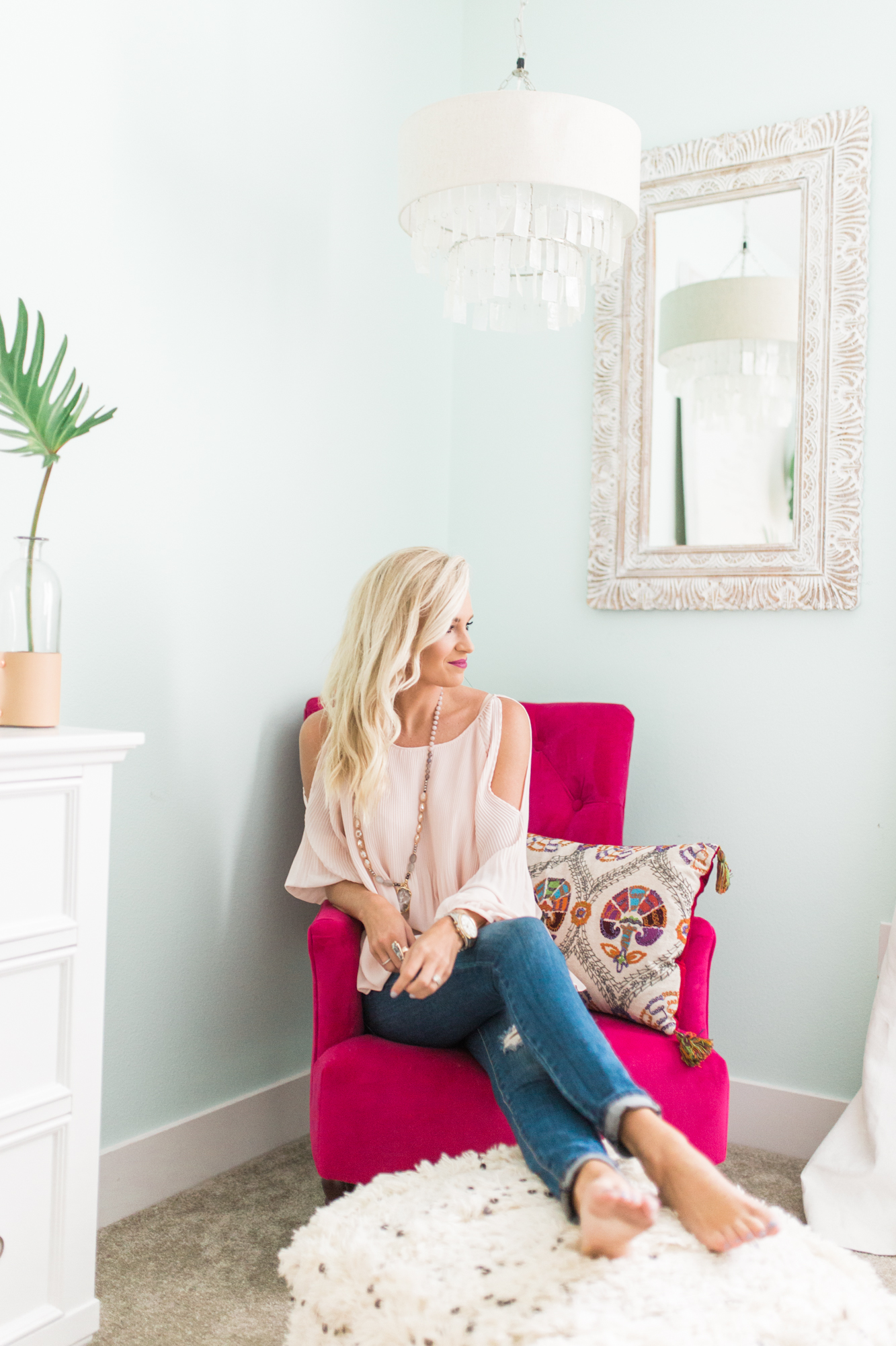 Bedroom Refresh with World Market