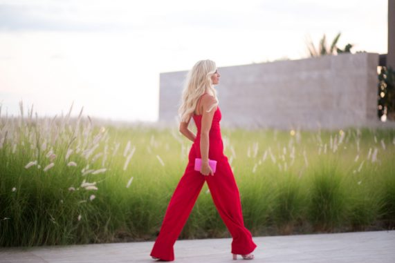 The Perfect Holiday Jumpsuit