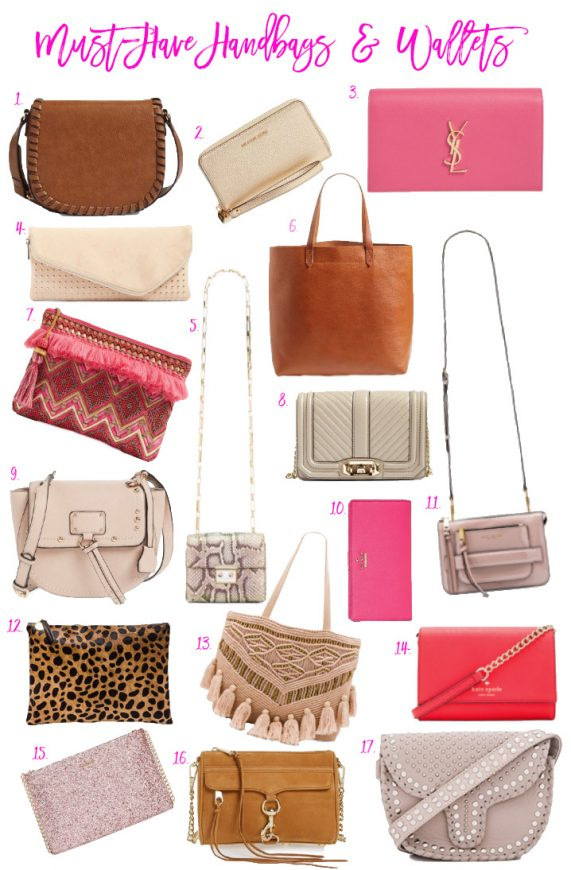 Must-Have Handbags