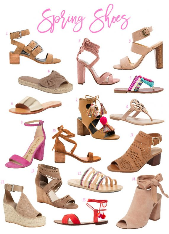Favorites – Spring Shoes