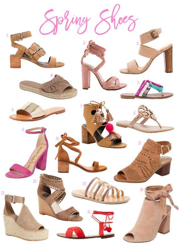 Favorites – Spring Shoes