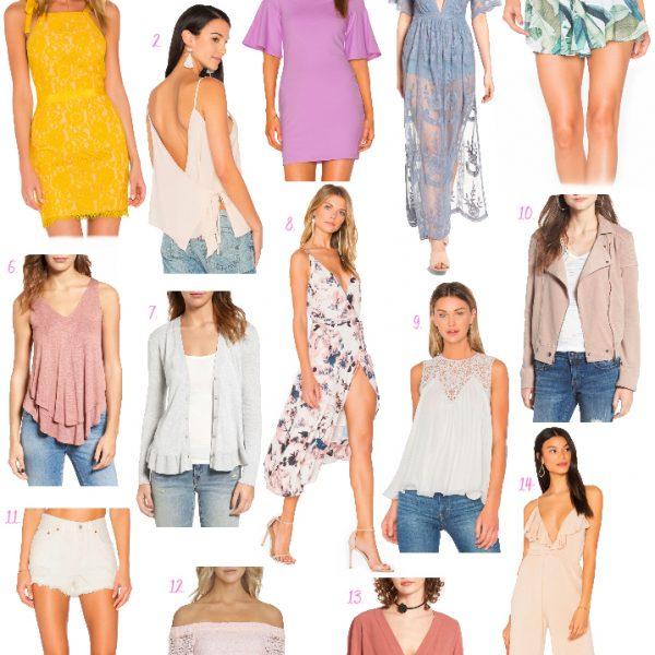 Favorites – Spring Clothes