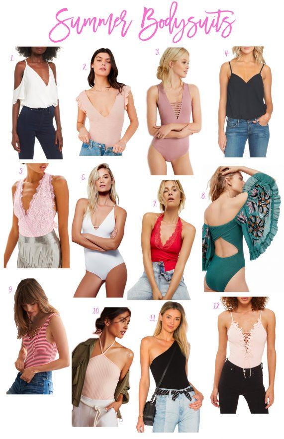 Summer Bodysuits