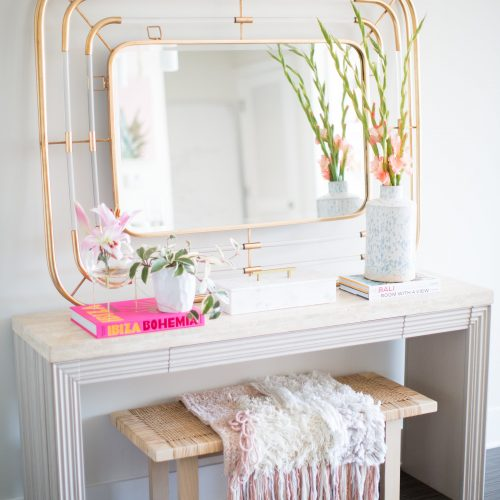 Entryway Styling