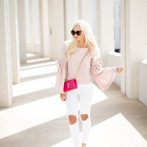 The Perfect Bell Sleeve Top
