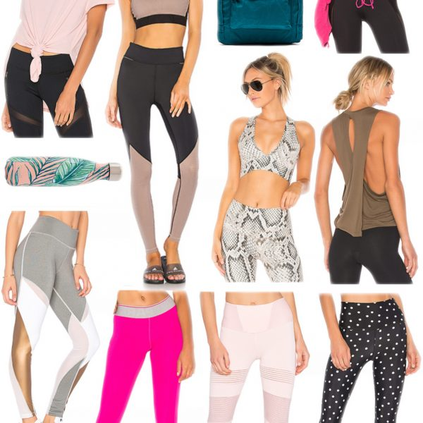 The Cutest Workout Apparel