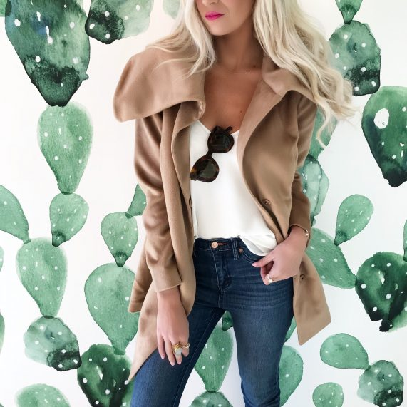The Best Tan Jacket Under $100