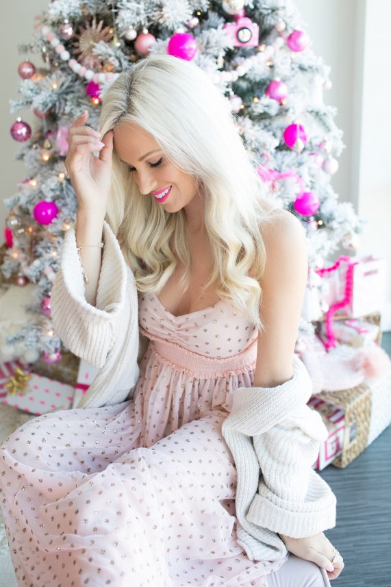 Pink Christmas & End of Year Sales